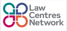 :Law Centres Network logo